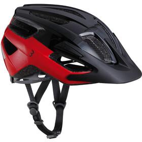 BBB Kite BHE-29 Helm black/red